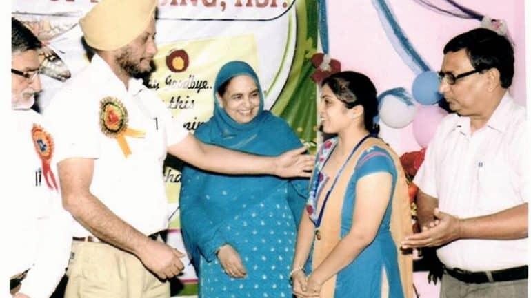 Ms. Savita Sharma (M.Sc. N.) 2012